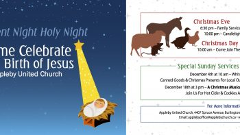 Permalink to: Christmas Services at Appleby
