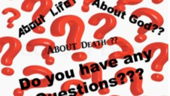 Permalink to: Christianity 101 – Do you have questions?